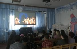 Новогодний спектакль «Щелкунчик»