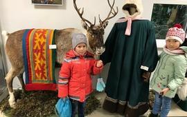 Небольшая экскурсия в этнокультурном центре